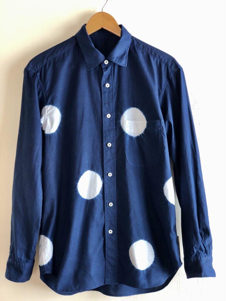 #R01 メンズオックスフォードシャツ